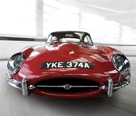 Cars, Jaguar Und Jaguar E Type