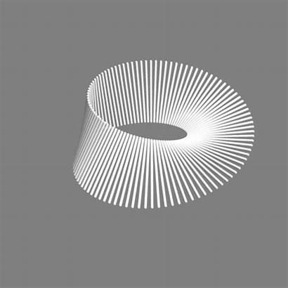 Gifs Clayton Mathematical Mobius Strip Math Sublime