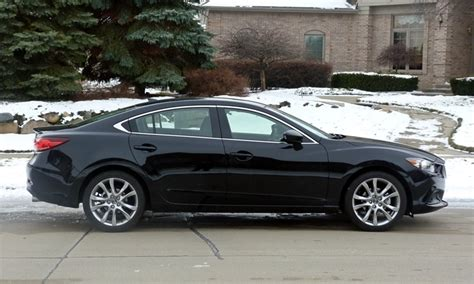 2014 Mazda6 Grand Touring Side View