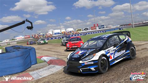 Red Bull Global Rallycross and iRacing Team Up to Bring ...