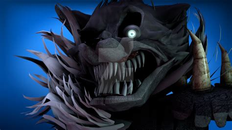 Sfm Fnaf Profile Pic Twisted Wolf By Theiceender On