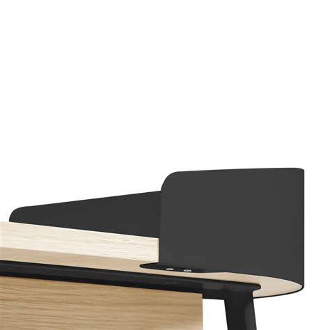 bureau gris anthracite bureau victor gris anthracite hartô design enfant