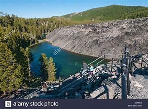 Oregon, Newberry National Volcanic Monument, Newberry ...