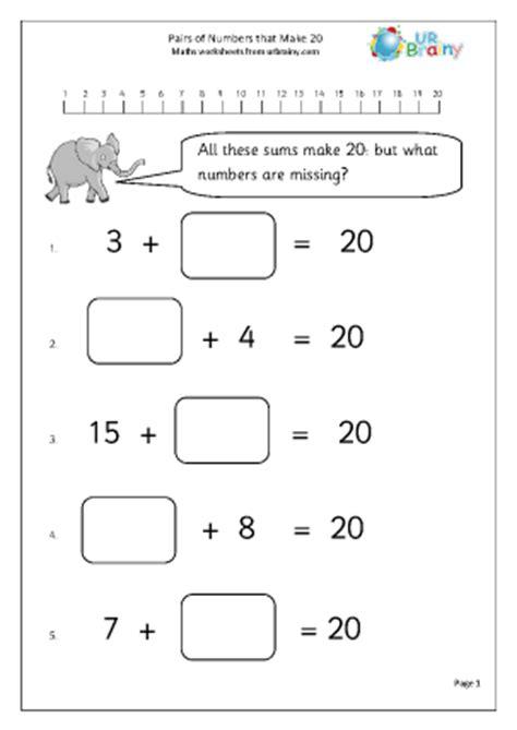 missing number worksheet new 363 missing number problems