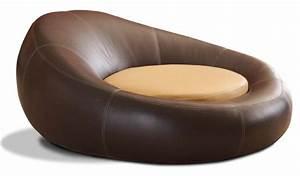 Pouf Scandinave Pas Cher : salon pouf dety 4 pouf cuir 110x132xh56 ~ Teatrodelosmanantiales.com Idées de Décoration