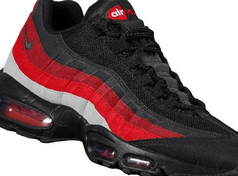 Air Max 95 Black And Red Giantfang.co.uk