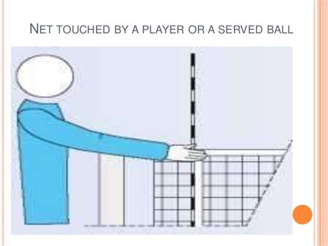 hand signals  volleyball game