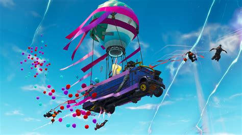 Battle Bus Customization Coming To Fortnite