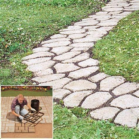 pathmate concrete stepping molds random cement