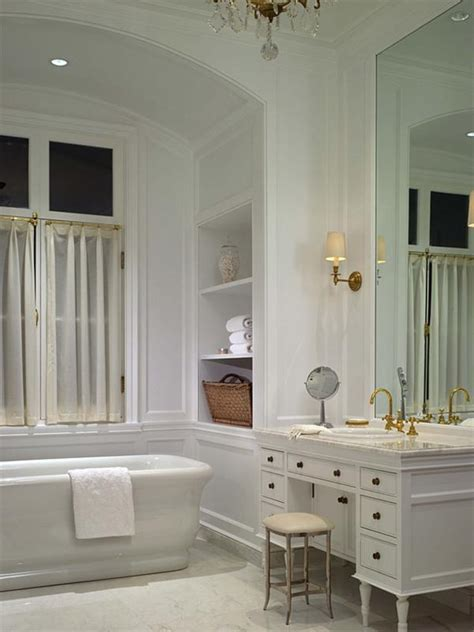 elegant bathroom makeover ideas