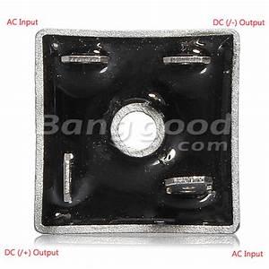 Kbpc5010 1000 Volt Bridge Rectifier 50 Amp 50 A Metal Case