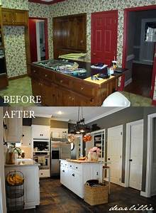 kitchen white cabinets gray walls matt meredith39s With what kind of paint to use on kitchen cabinets for papier journaux