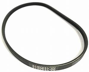 Flymo Power Compact 330  400 Drive Belt 5130647 0