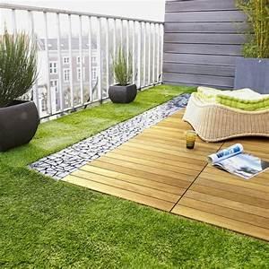 Boden Für Terrasse : kunstrasen f r balkon terrasse oder garten tolle ~ Michelbontemps.com Haus und Dekorationen