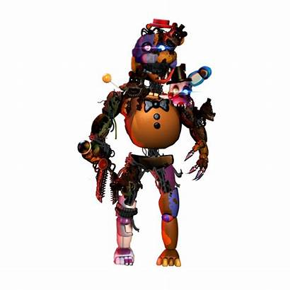 Fnaf Everyone Present Happy Week Proudly Fivenightsatfreddys