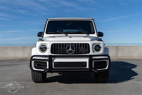 It is available in 6 colors, 3 variants, 2 engine, and 1 transmissions option: 2020 Mercedes-Benz G-Class AMG G 63 Stock # LX334931 for sale near Jackson, MS   MS Mercedes ...