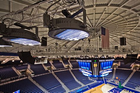 Purcell Pavilion at the Joyce Center - LED Light Source