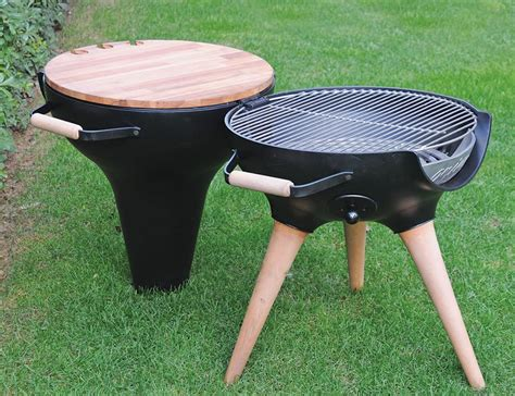 Chiminea Lid by Transforming Hinged Chiminea Grill 187 Gadget Flow