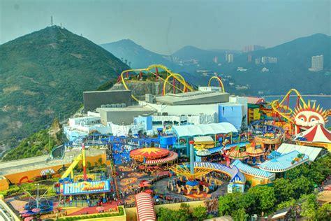 destinasi wisata populer  hongkong wisata hong kong