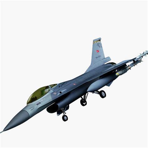 3d Martin F 16 Fighting Falcon Model