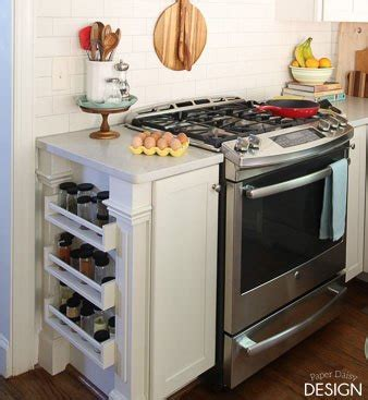 remodeling kitchen island easy built in spice rack bekvam ikea hack hometalk