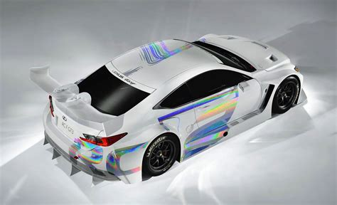 Say Hello To The 532bhp Lexus Rc F Gt3 Race Car