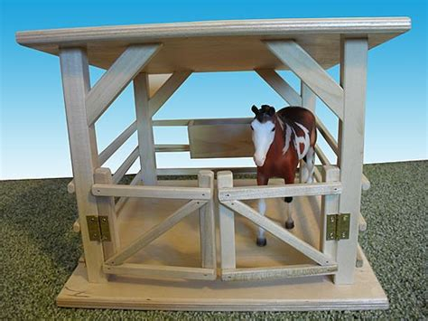 How To Build Toy Horse Barn Plans Pdf Plans
