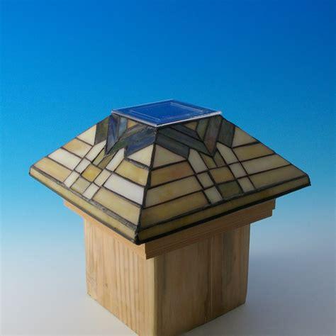 solar lights for decks post cap deck lighting living large in our house