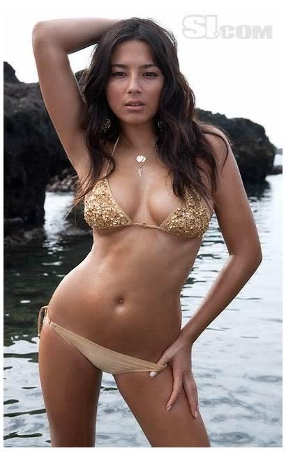 Swimsuit Jessica Gomes 2009 Models Si Pretty