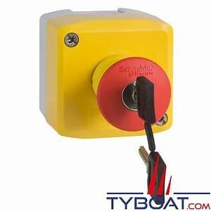 Bouton Arret D Urgence : schneider electric bo te boutons xalk 1 bouton ~ Nature-et-papiers.com Idées de Décoration