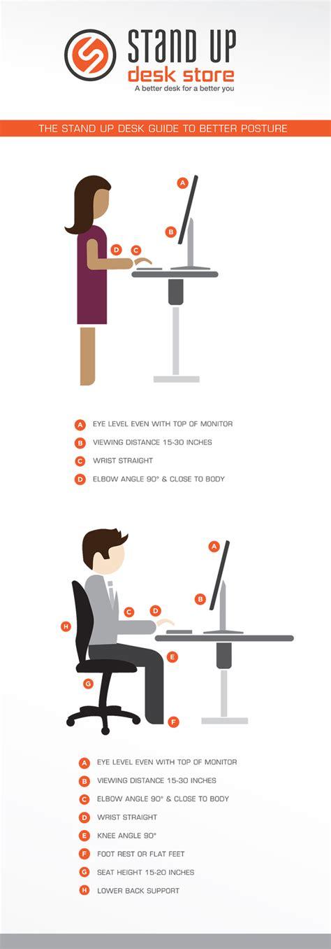 benefits of sit stand desk standing desks a case study