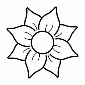 Flores Para Pintar Colorir Desenhos De Pictures