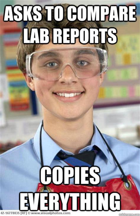 Fuck Everything Meme - quot bro the titration s done quot purple as fuck scumbag lab partner quickmeme
