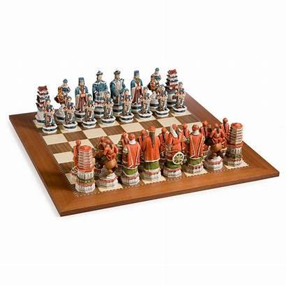 Chess Alabaster Ming Dynasty Sets Hayneedle