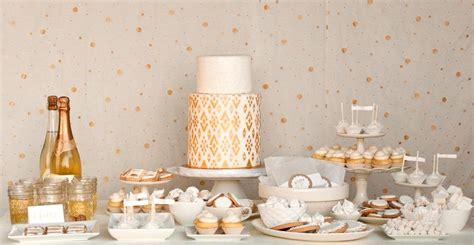 winter glam art deco wedding inspiration  gold white