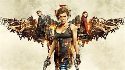 Resident Evil Chapter Final 4k Wallpapers Ultra