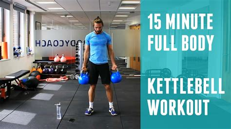 kettlebell workout body coach