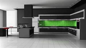 Modern Kitchen Interior Design Tips - Ward Log Homes