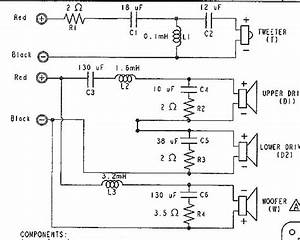 Lsi15 Crossover Schematic  U2014 Polk Audio