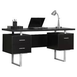 modern computer desk black everyroom target