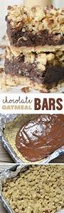 This rich chocolate oatmeal bars recipe is an real keeper ...