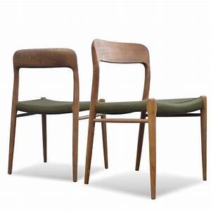 Stuhl Danish Design : original vintage sessel stuhl danish design niels otto m ller model 75 ~ Frokenaadalensverden.com Haus und Dekorationen