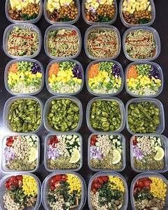 Vegan meal prep for $55 MealPrepSunday