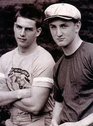 Tom Cruise and Sean Penn
