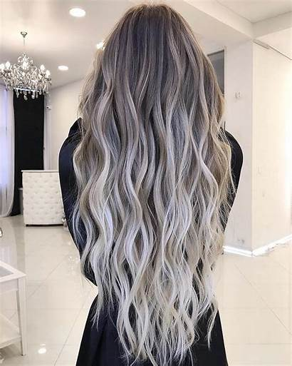 Ombre Balayage Haircut Blonde Cool Subtle Stunning