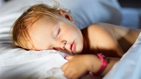 das schlafbeduerfnis von kindern