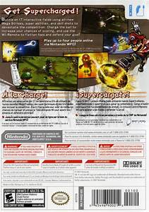 Mario Strikers Charged For Wii Sales Wiki Release