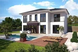 Stadtvilla Mit Garage : wandelbare stadtvilla mit integrierter garage ~ Lizthompson.info Haus und Dekorationen