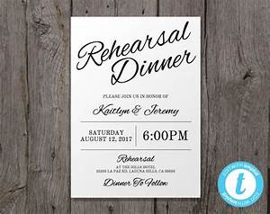 printable wedding rehearsal dinner invitation template With wedding invitation application free download