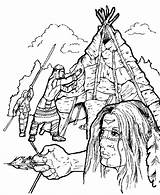 Indian Coloring Pages Nations Colouring Adult Aboriginal Pow Wow Native Printable Metis American Bookmarks Picgifs Indians Indigenous Adults Coloringpages1001 Americans sketch template